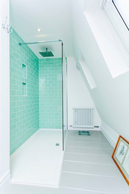 10 Show Stopping Walk-In Showers