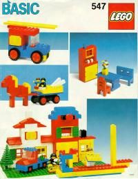 LEGO® Instructions for all the LEGO sets