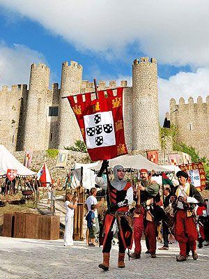 Mercado Medieval de Óbidos este ano com muitas novidades - Município de Óbidos…