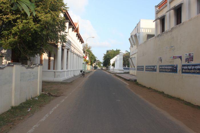 Tranquebar Lane - King street