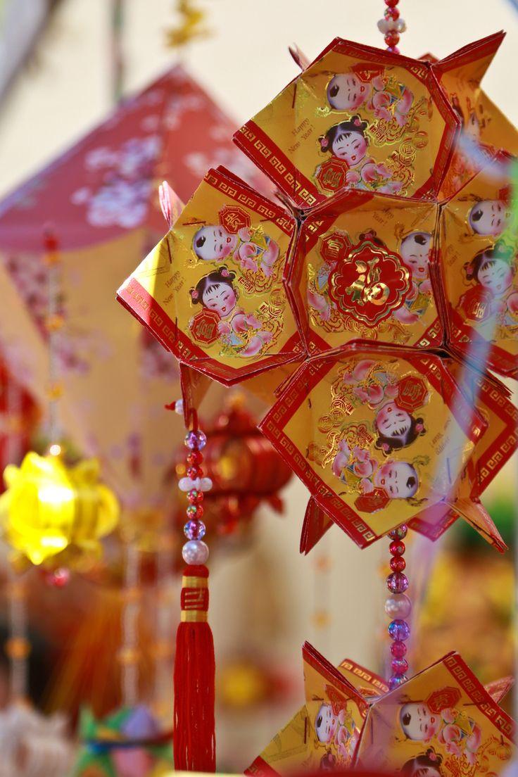 Chinese New Year, Perth, Australia Chinese crafts
