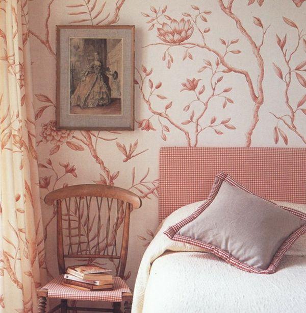 die besten 25 retro tapeten ideen auf pinterest vintagemusterdesign vintagetapete muster und. Black Bedroom Furniture Sets. Home Design Ideas