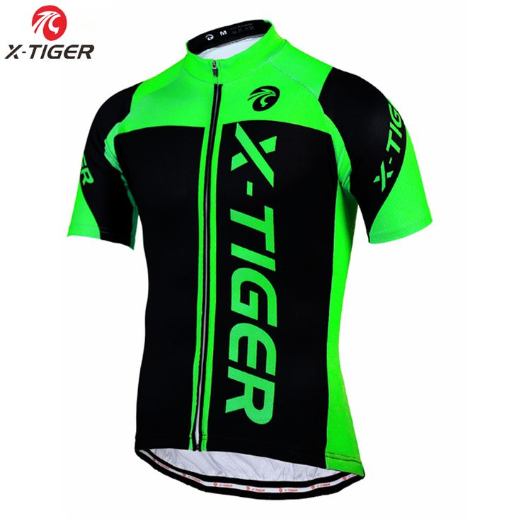 X-Tiger 2017 Summer Cycling Jerseys Mans Mountain Bicycle Clothing Maillot Ropa Ciclismo Racing Bike Clothes Sportswear