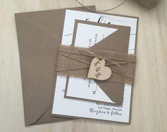 invitation mariage toile de jute meilleur blog de photos de mariage pour vous. Black Bedroom Furniture Sets. Home Design Ideas
