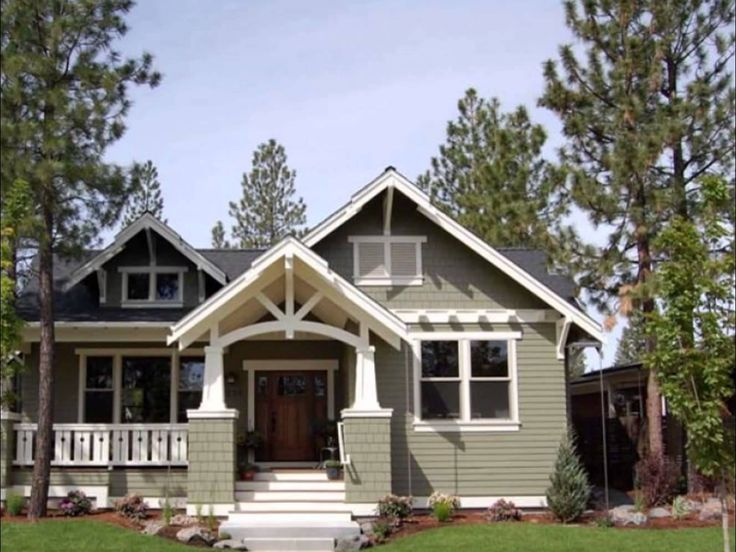 25 best ideas about modern bungalow house on pinterest for Modern american house designs