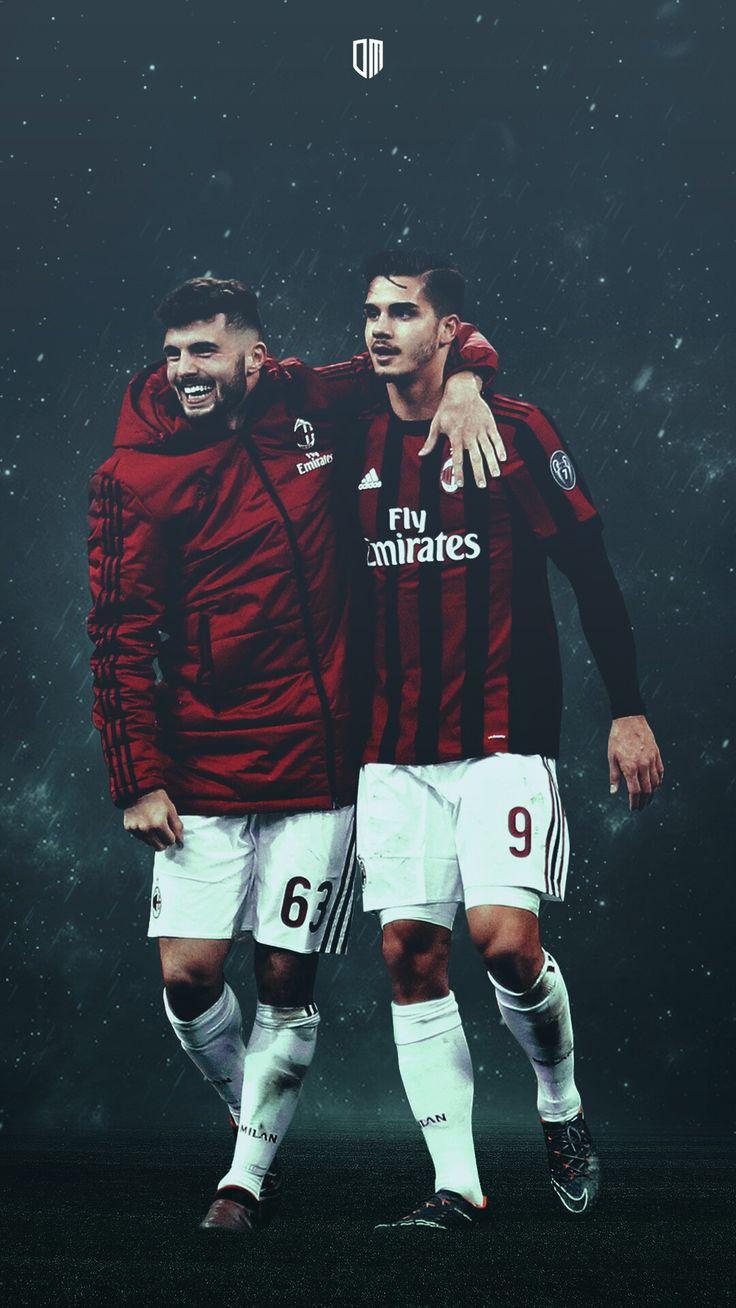 Andre Silva & Cutrone
