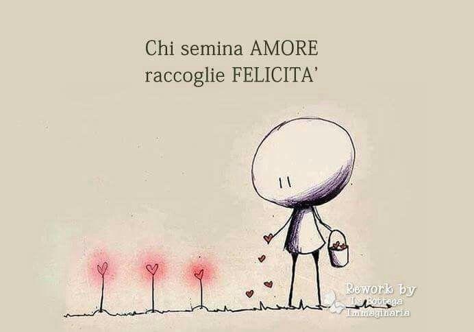 #buongiorno #amore #felicità