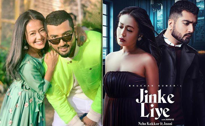 Jinke Liye Lyrics In Hindi Neha Kakkar In 2020 Neha Kakkar New Hindi Songs Lyrics