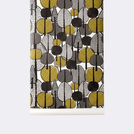 ferm LIVING webshop - Gracewood Wallpaper