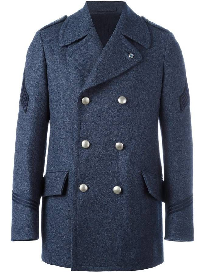Manteau Lardini / Shopping : 30 beaux manteaux pour homme / coat / winter