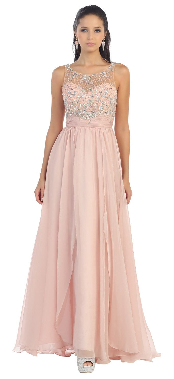 Mejores 36 imágenes de Prom Dresses en Pinterest | Vestidos para ...