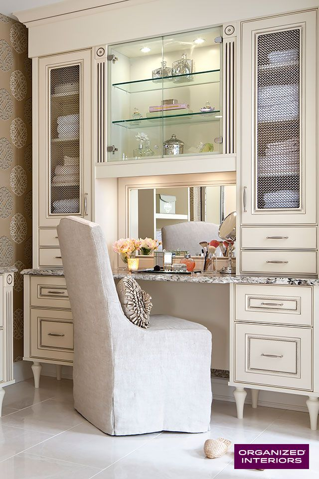 Superbe Makeup Table | Organized Interiors