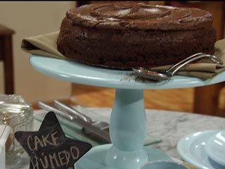 Receta mauricio asta mi mejor cake h medo utilisima for Utilisima cocina