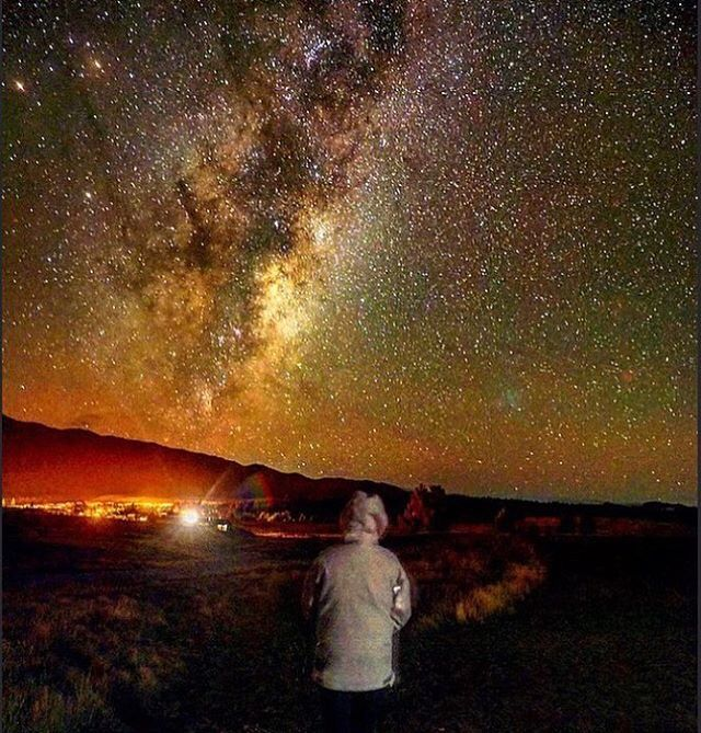 Too many stars to count in Lake Tekapo #mackenzienz #canterburynz! ✨ thanks to @wanderlist_diary