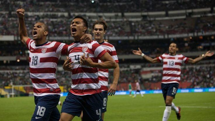 The Latest #USMNT #GoldCup #Kits Have Leaked. #USsoccer #soccerswag #socceruniforms