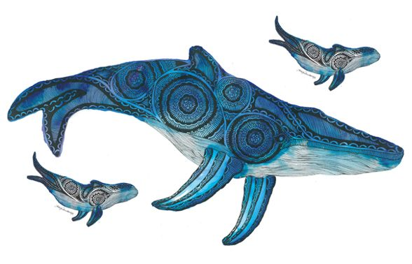 Aztec Whales