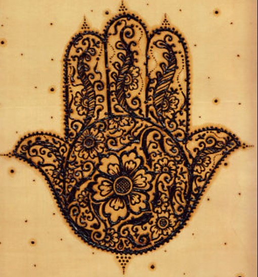 Mehndi Hand With Eye : Best the evil eye hand of fatima images on pinterest