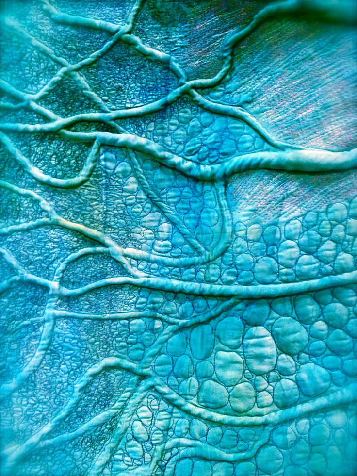 Day 8...Favorite Color....beautiful water quilt that you just wanted to wrap up in....Grateful for the Quilts and Wearable Arts Show!