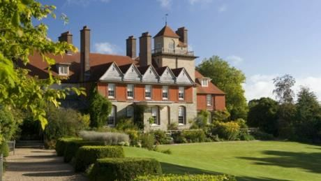 The Morris Apartment at Standen. Vailable to rent through NT.