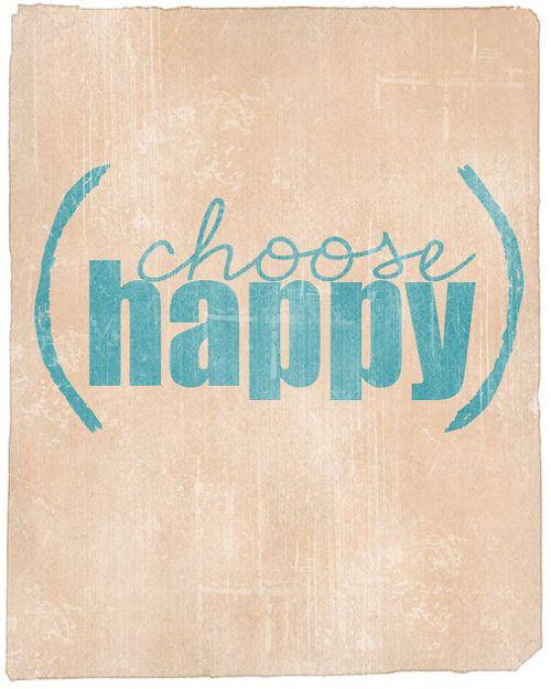 i choose ... love this!