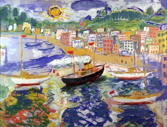 Fikret MOUALLA - (1903-1967)