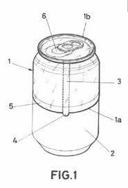 sistema de apertura de anilla para lata de bebidas - Buscar con Google