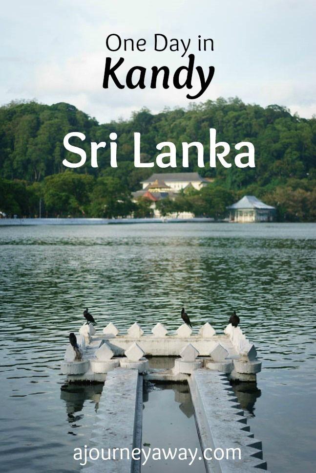 One day in #Kandy, Sri Lanka