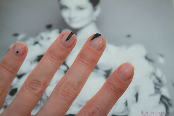 friday manicure | life in blush