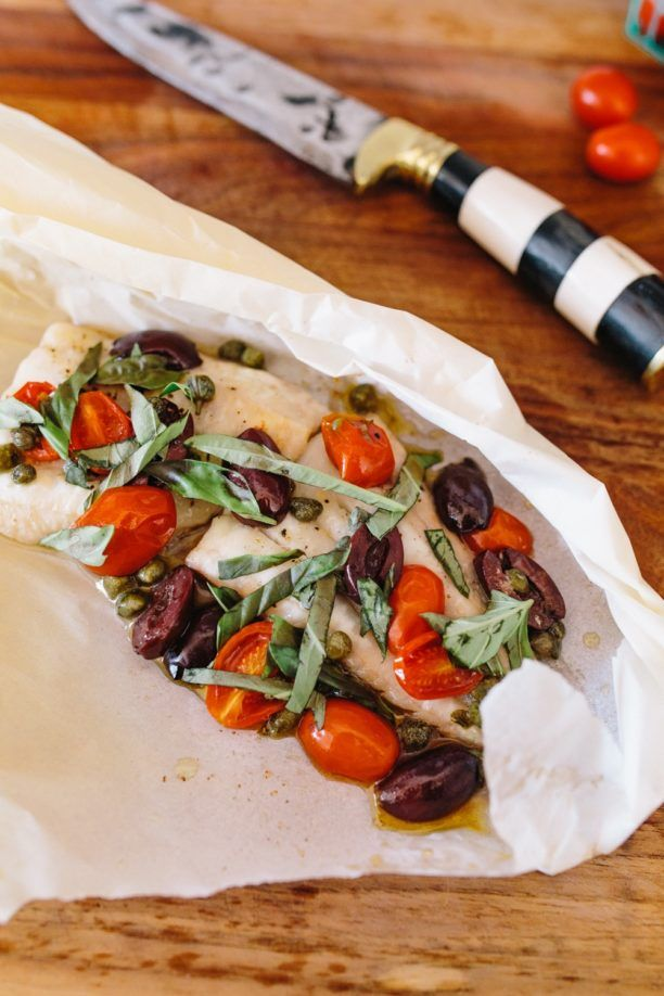 Gwyneth Paltrow's Nicoise Petrale Sole Is the Easiest Fish You'll Ever Make!