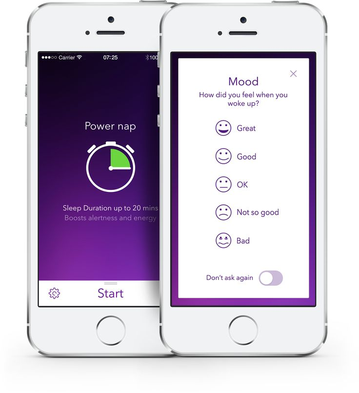 Pillow v.1.1 now includes mood tracking and Power nap modes! http://www.neybox.com/pillow