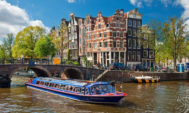 Top 10 Things to do in Amsterdam with kids