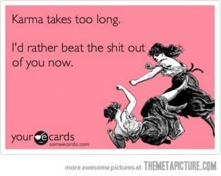 funny-karma-girls-fighting #humour