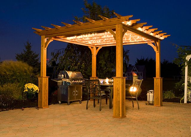 best 20+ wood pergola kits ideas on pinterest | deck, decking ... - Free Pergola Designs For Patios