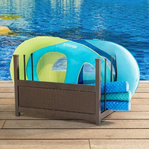 Pool Toy Storage Diy: 17 Best Ideas About Pool Float Storage On Pinterest