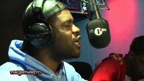 While in the UK, ASAP Ferg and ASAP Nast hit up Tim Westwood's show, while there they spit a few bars.