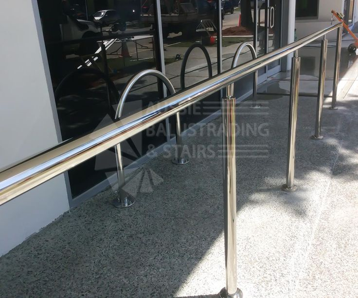 Best These Commercial Handrails Meet All The Safety And Bca 400 x 300