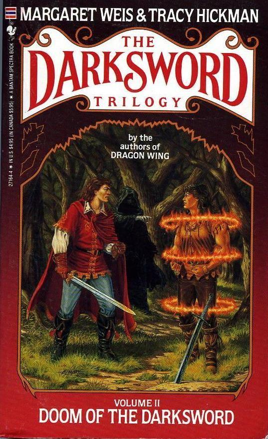 The Darksword Trilogy Volume 2: Doom of the Darksword by Margaret Weis & Tracy Hickman