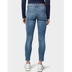 Tom Tailor Denim Damen Nela Extra Skinny Jeans, blau, unifarben, Gr.31 Tom TailorTom Tailor
