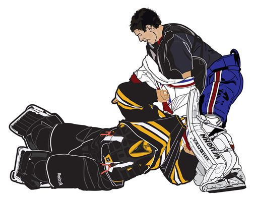 Carey Price vs. Tim Thomas soumis par / submitted by b3xxi3