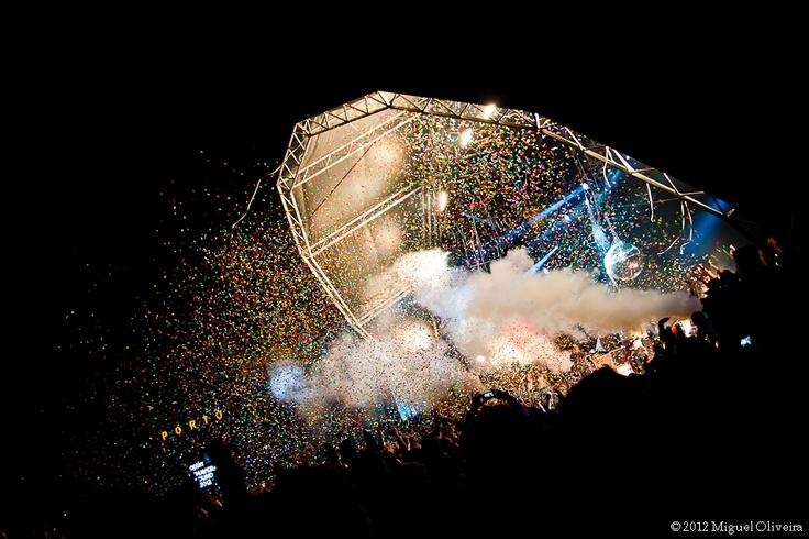 Optimus Primavera Sound 2012 ; Miguel Oliveira