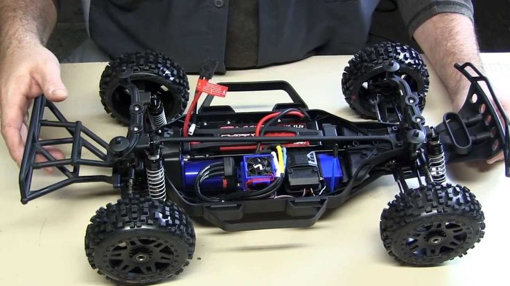 "Traxxas Slash 4x4 LCG conversion and upgrades Project ""Provocator ..."