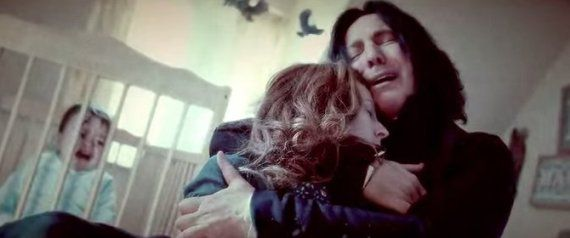 The Magical Story Of Severus Snape, In One Heartrending 'Harry Potter' Supercut