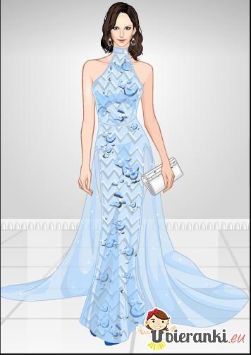 Niebieska kreacja! http://www.ubieranki.eu/ubieranki/10347/historia-na-czerwonym-dywanie.html