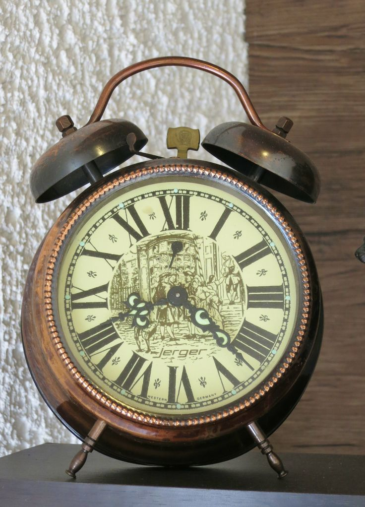 151 best Famous JERGER Clocks and History images on ...
