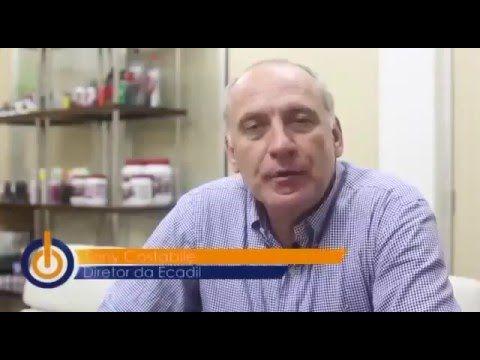BBOM+ PRODUTOS Tony Costabile - Diretor da empresa Ecadil