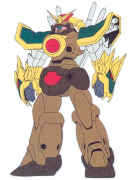 The Death Dragon is a variation mobile suits of the Death Army. It first appeared in Mobile Fighter G Gundam.