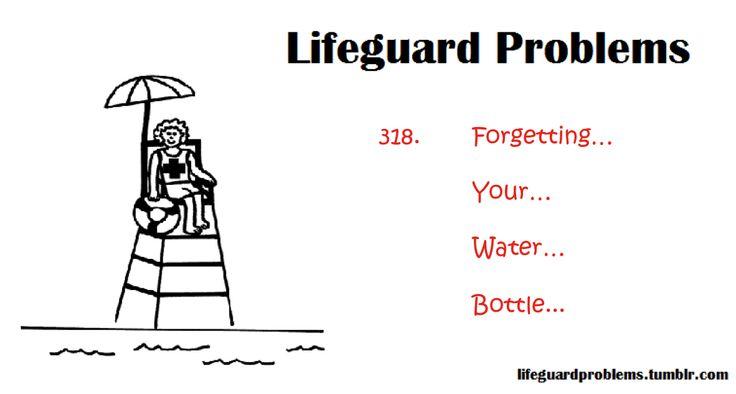 Lifeguard Problems..
