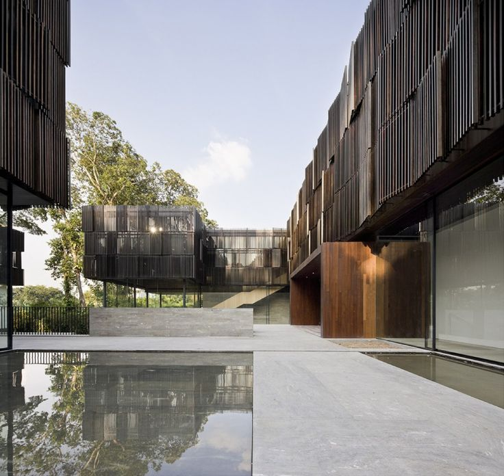 Cluny House Neri Hu Design And Research Office Fasader
