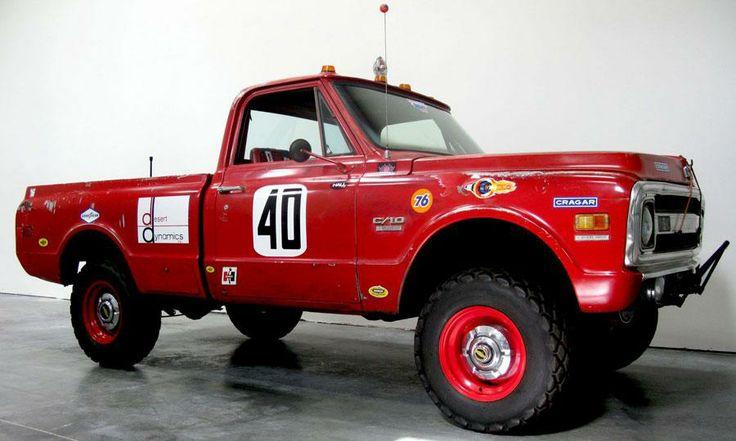 Steve McQueen's C-10