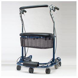 "U-Step - Black Walker - Model 565622 by Sammons Preston. $1229.50. Padded Seat-19"" x 8"".   Fllor to seat Height-22""folds down to 42"" x 23"" x 10"". This item may differ from the image shown. This item may be a replacement or optional part for the image shown,or differ in model,color, etc. Please review the title and features carefully.. Model No.:-565622. Folds Down-42"" x 23"" x 10"". This Listing Is For U-Step II Black Walker Only.. Designed specifically to address the needs o..."